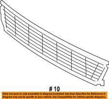 FORD OEM 16-17 Explorer-Grille-Lower FB5Z17K945AA