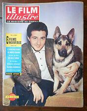 ► FILM ILLUSTRE 25 -1962- RICHARD ANTHONY - CAROL LINLEY - DANY CARREL - WELD