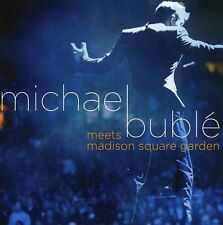 MICHAEL BUBLE Meets Madison Square Garden CD/DVD BRAND NEW NTSC Region All