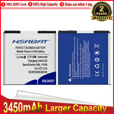 Top Brand 3450mAh Battery for HTC Sensation XE 4G G14 Z710E Z710T EVO 3D X515M X