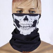 Il tubolare sciarpe maschera teschio copricapo multiuso motociclista sci