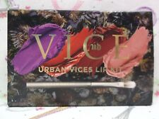 "Urban Decay ""Urban Vices"" 4 Shades Lipstick Palette - BRAND NEW!"