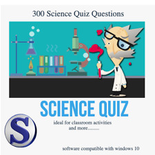 Science | Educational Learning Quiz Game | ideal for classroom activities