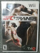 Ufc Personal Trainer: The Ultimate Fitness System-Nintendo Wii Juego