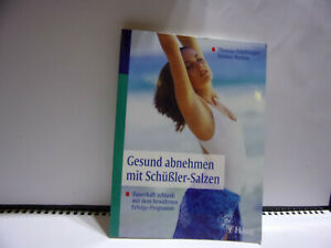 Gesund abnehmen mit Schueßler-Salzen - Feichtinger/Niedan - TB 2002
