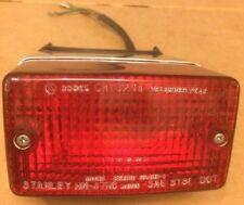 OEM 1983 Honda VT750C Shadow Tail Light Assy 33701-ME9-671  33701-ME9-770