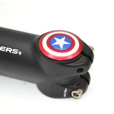The Avengers - Captain America MTB Bike Stem Cap Headset Top Cap for Bicycle