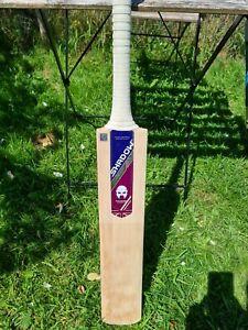 Stunning custom SH cricket bat with Phantom Shadow stickers. Wow