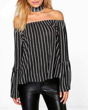 Camisas y tops de mujer blusa de color principal negro talla 36