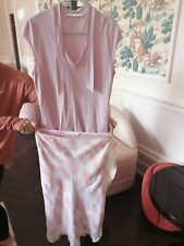 Penny Black Pink Skirt And Top Set Size 12