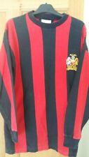 Manchester City Wembley 1969 Retro Shirt Size Large Nostalgic Good Condition