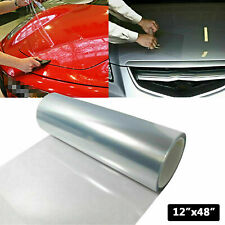 Roll Of Clear Bra Front Hood Edge Chip Protection Film Vinyl Wrap Sheet Cover
