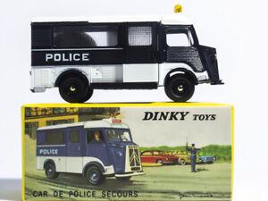 1/43 Diecast Car Model Atlas Dinky Toys 566 Car De Police Secours CITROEN-CURRUS