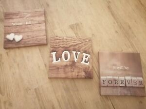 Small Love Canvas pictures