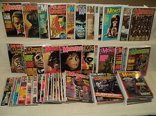 Famous Monsters of Filmland 80-192 (miss.24bks) MAGAZINE SET Comics (m 449)