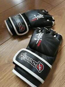 Hayabusa Ikusa 4oz Leather MMA Gloves - Immaculate condition