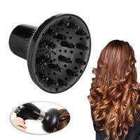 Curl Diffusor Locken Aufsatz für Haarföhn Hairdryer Schwarz