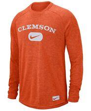 Nike Mens Clemson Tigers Pullover Stadium Top Sweatshirt Small NEW $70