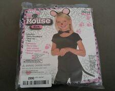 Plush Mouse Child Costume Kit