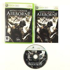Jeu Medal of Honor Airborne Sur Xbox 360 Console Microsoft