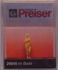Preiser 29045 Taking A Bath 00/H0 Model Railway Figure
