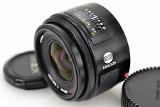 Excellent++ MINOLTA AF 28mm f/2.8 wide angle Lens for Sony A mount from Japan