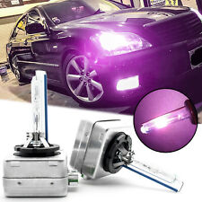 2x 12000K Purple D3S OEM Replacement HID Xenon Headlight Low Beam Direct Fit