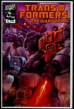 DW Comics TRANSFORMERS #5 The War Within NM 9.4