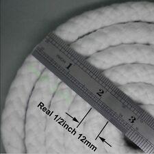 "Dia.1/2 "" inch ROUND COTTON WICK for Tiki Garden Patio Torch DIY 5 feet length"
