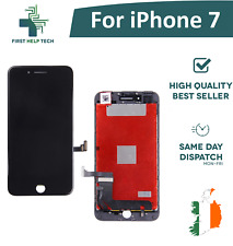 """For Apple iPhone 7 4.7"""" LCD Display Touch Screen Digitizer Assembly Black New"""