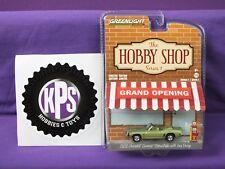 GREENLIGHT The Hobby Shop Series 1 1969 Chevrolet Camaro Convertible W/ Gas Pump