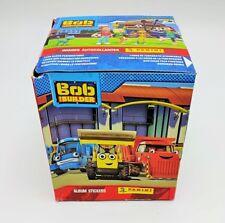 BOX 50 Bustine BOB AGGIUSTATUTTO THE BUILDER figurine Stickers PANINI BAUMEISTER