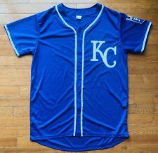 Vintage Kansas City Royals SGA MLB Baseball Jersey