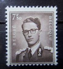 Belgium**ROI BAUDOUIN/KONING BOUDEWIJN 7,50 Fr-COB/BOC1070-Cat 98€-1958-MNH