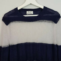 ACNE STUDIOS | Womens Octave Kid Sweater / Jumper RRP$500 [ M or AU 12 / US 8 ]