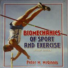 B2 Biomechanics of Sport and Exercise by Peter M. McGinnis 2e (Hardback, 2004)