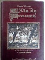 L'Île de France 1931 illustré de bois