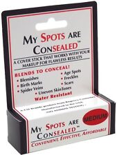 My Spots Are Consealed A Cover Stick, Medium 0.15 oz