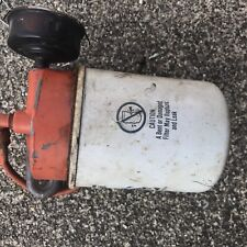 1945 Allis Chalmers B  C tractor AC Oil Filter Housing
