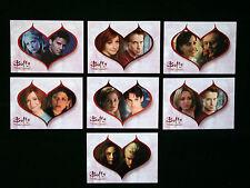 Buffy TVS The Story So Far - Couples Cards $2 EACH clearance sale