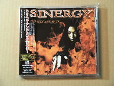SINERGY To Hell And Back+1 TFCK-87215 JAPAN CD w/OBI q992