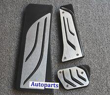 Foot Rest Gas Brake AT Pedal Plate M BMW F10 F11 F12 F01 F02 F07 GT 5 6 7 Series
