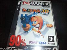 Gusanos 3d Juego de PC