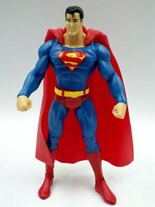 Figura Superman 2003 Dc Comics Mattel 16CM Colección Batman Vs Superman