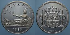 FANTASY COINAGE 2 ONCE SPAGNA 1869 PROOF