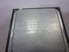 Intel Pentium D 820 2,8 GHz Socket 775 SL8CP PROBADO FUNCIONANDO 100%