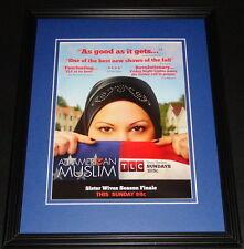 All American Muslim 2011 11x14 ORIGINAL Vintage Advertisement TLC B