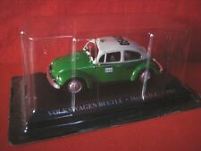 1/43 Volkswagen Beetle Escarabajo TAXI Ciudad de México Mexico 1985 Die Cast