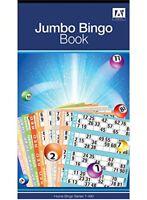 Anker International Stationary1-480 Bingo Ticket Book