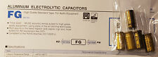 "Nichicon Capacitor FG ""Fine Gold""  47uF 63V  High Grade Type, For Audio Equip"